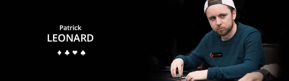 Патрик Леонард поделился своими впечатлениями от своей покерной карьеры