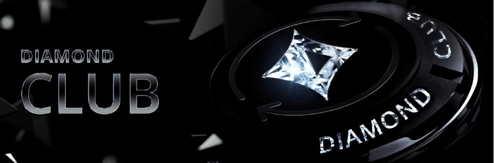 Diamond club рума Partypoker