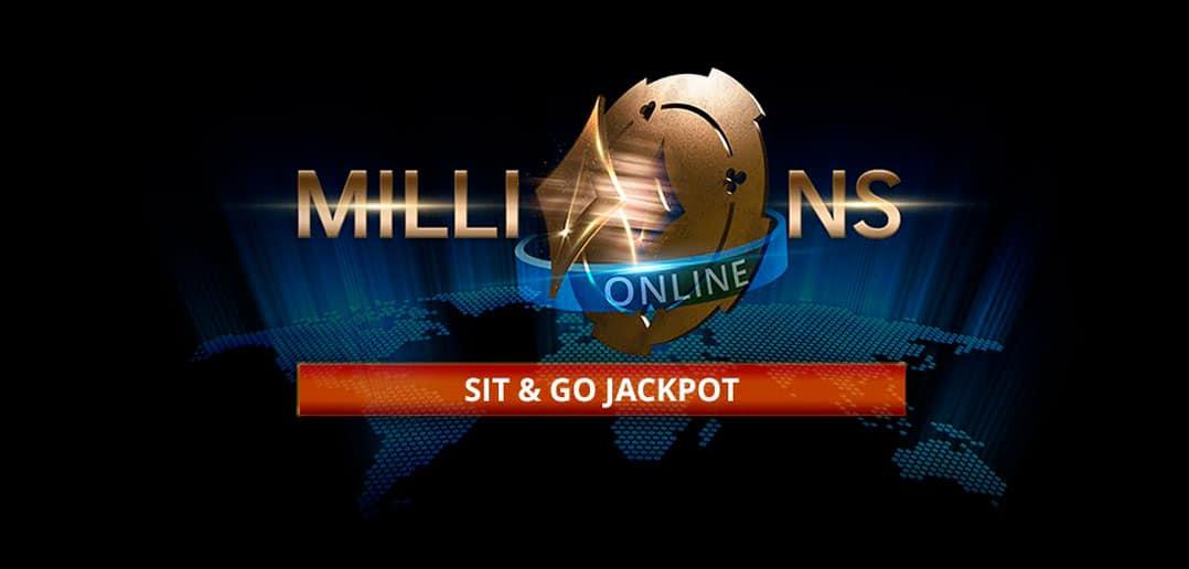 MILLIONS Online SNG Jackpot