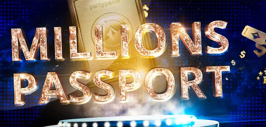 Турниры Millions Passport partypoker
