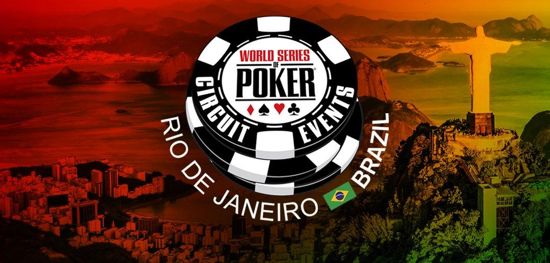 Казино Copacabana Palace примет турниры WSOP Circuit Brazil 2018