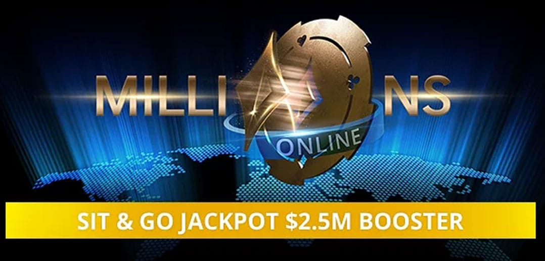 Акция Partypoker Millions Booster