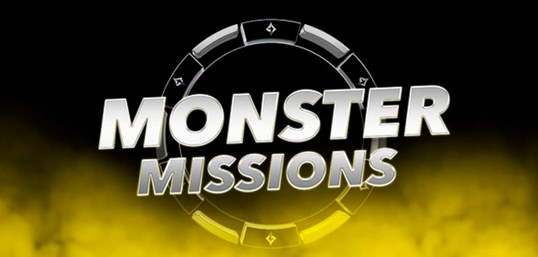 Акция от partypoker Monster Mission