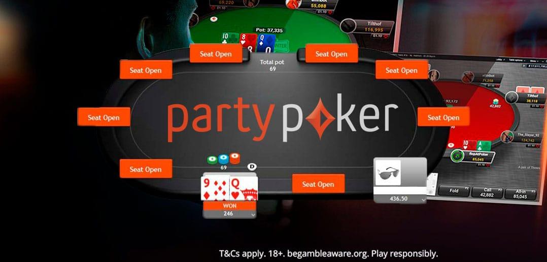 Обновление интерфейса игрового клиента PartyPoker