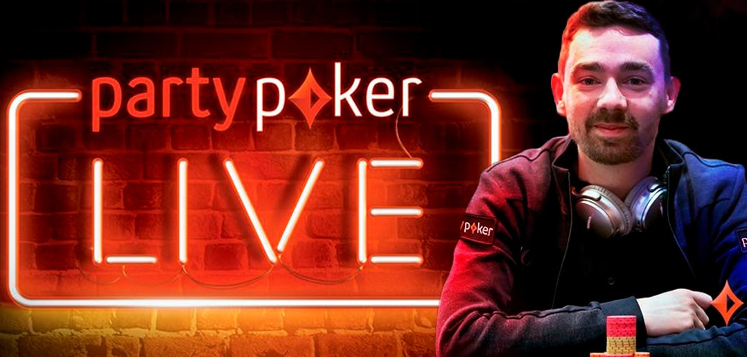 Людовик Гейлих: двадцать девятый покерист в команде Partypoker