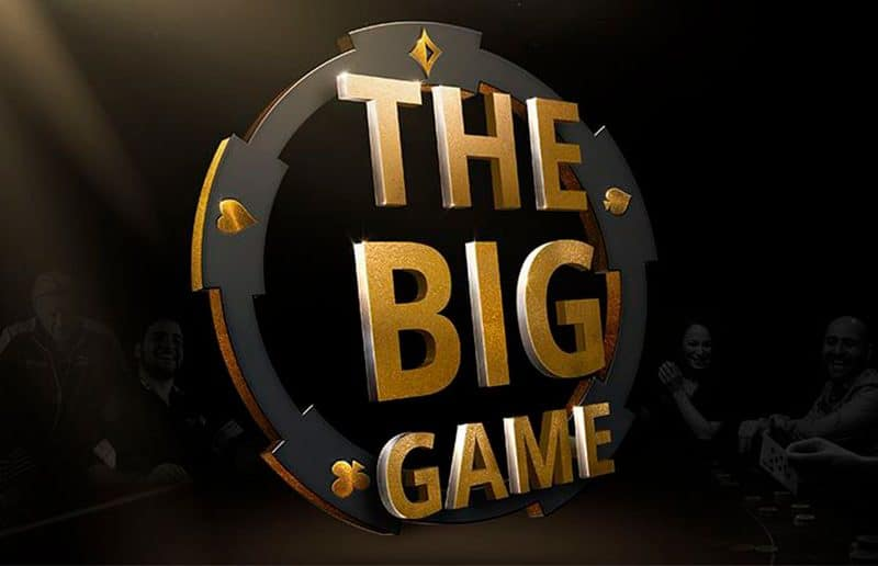 The Big Game с призовым фондом на миллион долларов
