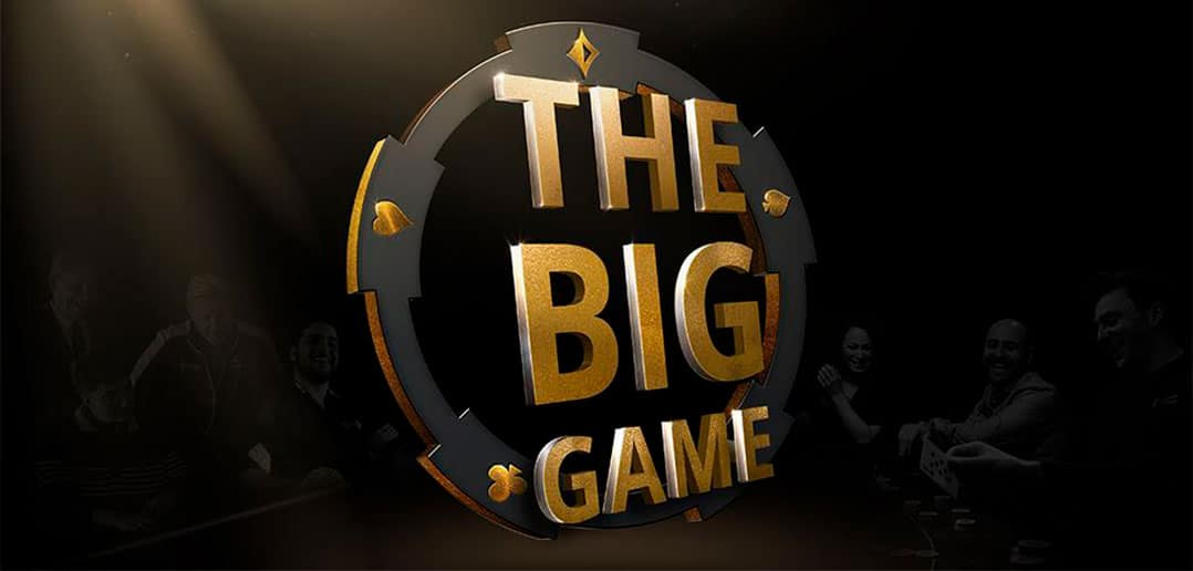 The Big Game с призовым фондом на миллион долларов