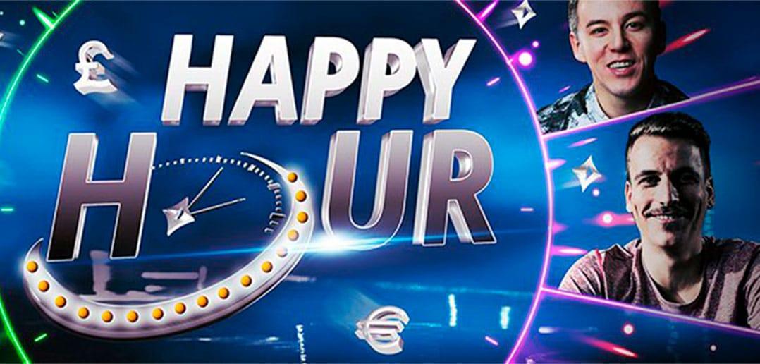 Акция Happy Hour Partypoker