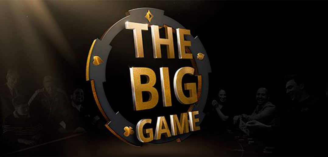 Турнир Патипокер The Big Game