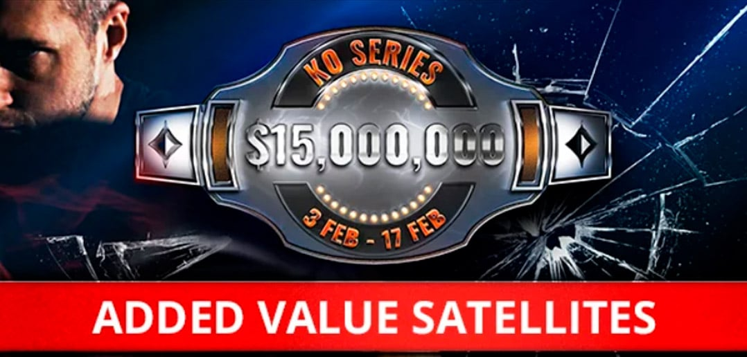 Плюс 350 000 долларов на KnockOut Series!