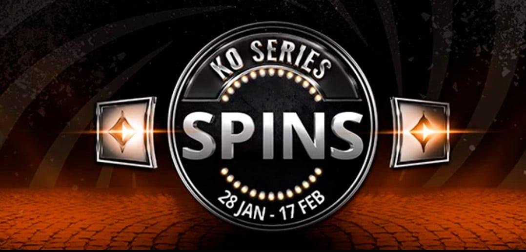 Spins вместо Sit n Go
