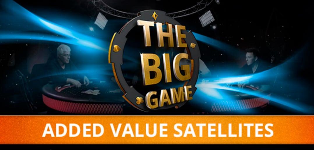 Турнир The Big Game Partypoker