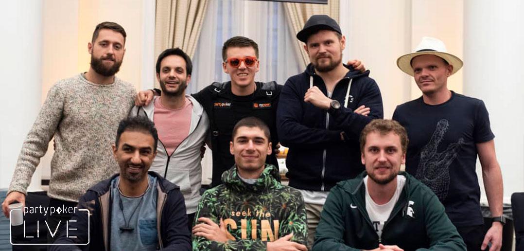 Анатолий Филатов завоевал «серебро» хайроллера на MILLIONS South America