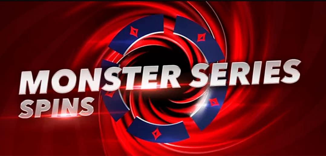 Monster Spins Partypoker