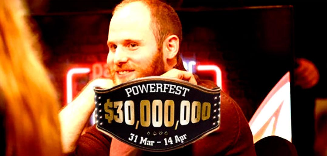 Сэм Гринвуд выиграл 162 тысячи долларов на турнире хайроллеров на PowerFest