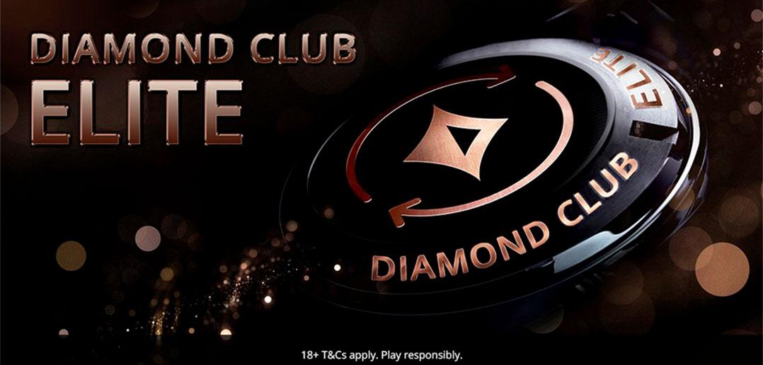 Игрок из России стал первым членом Diamond Club Elite на partypoker