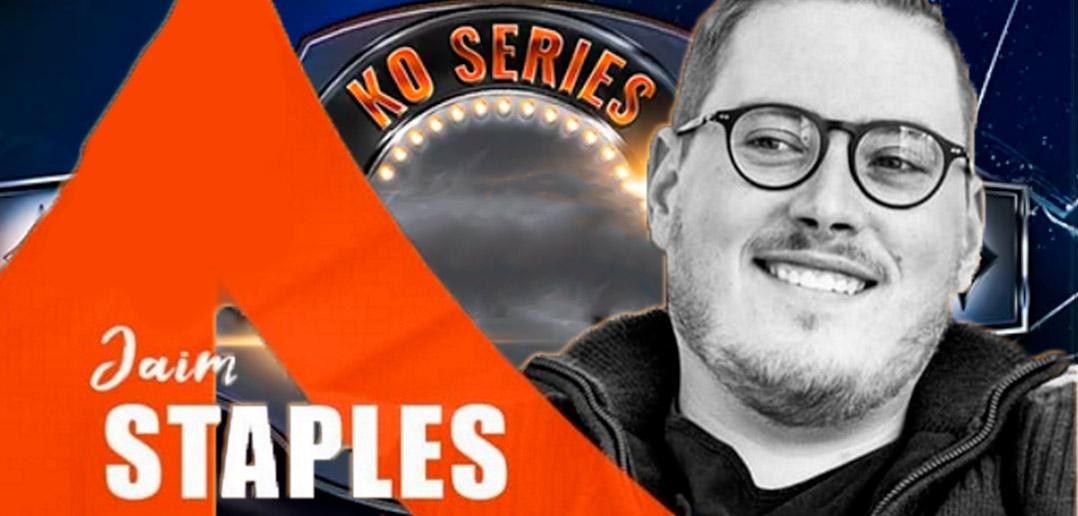 4 совета от Джейми Стэйплса для игроков серии KO на partypoker