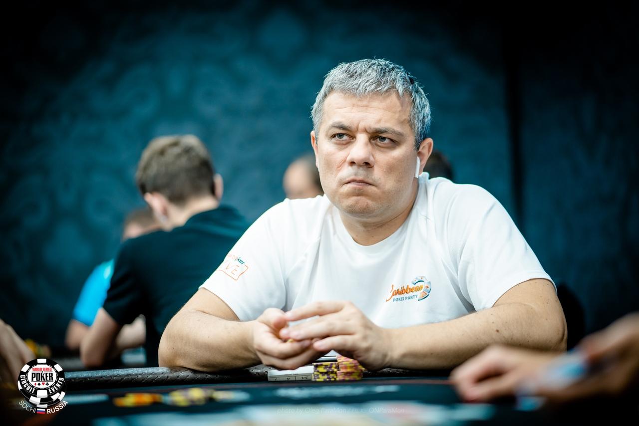 Владимир Трояновский проиграл на турнире Live