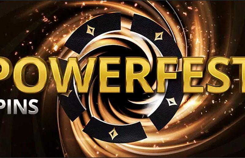 Стало известно расписание серии Powerfest и запущены Spins к ней