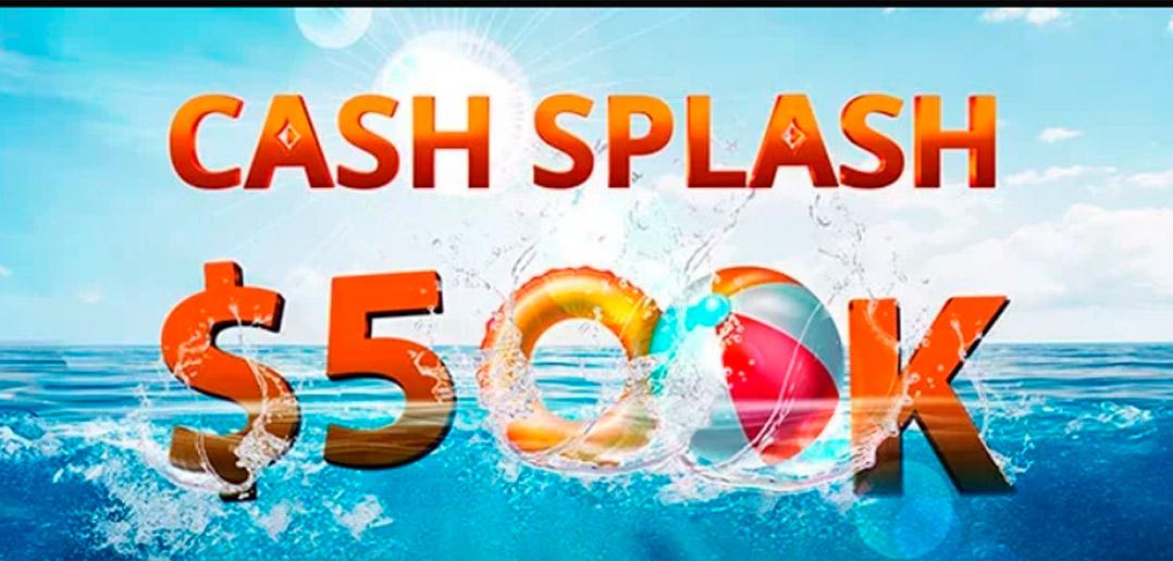 Полмиллиона от partypoker в новой акции Cash Splash