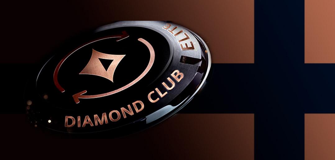 Вторым членом Diamond Club Elite в руме partypoker стал игрок из Финляндии
