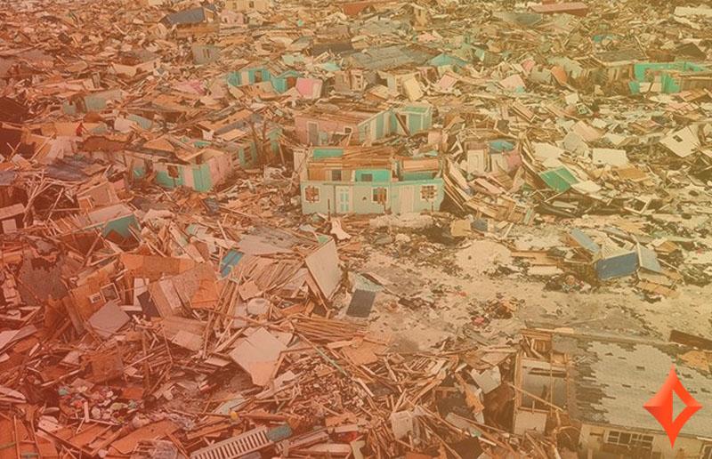 Partypoker направили более 250 тысяч долларов в фонд пострадавших от урагана Дориан на Багамах