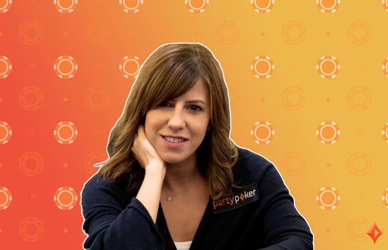 Кристен Бикнелл приняла участие в двух финалах в соревнованиях хайроллеров на partypoker