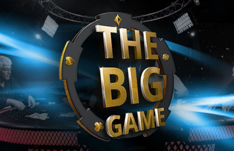Sunday Big Game на partypoker