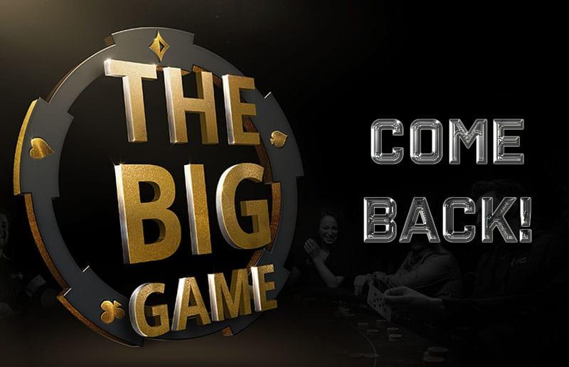 Big Game возвращается