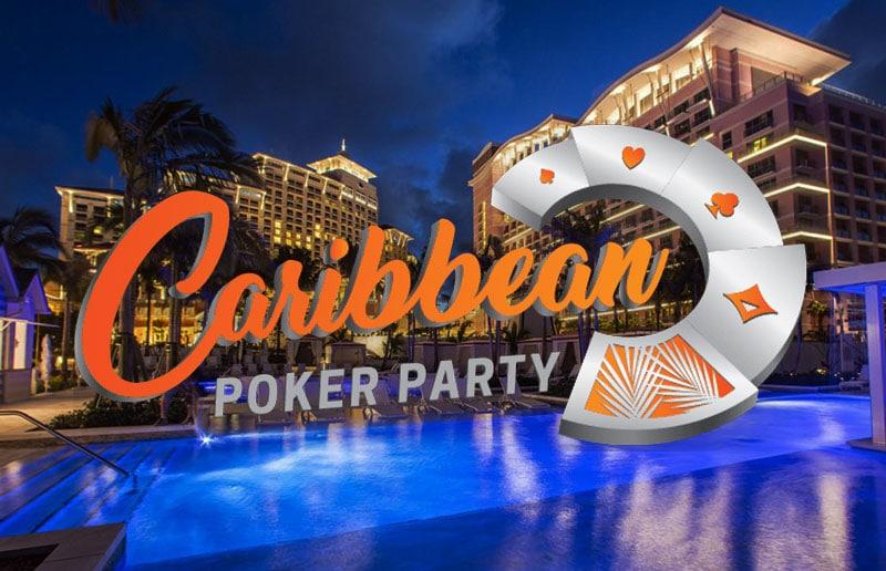 Карибская покерная вечеринка – лучшее место для живого покера!