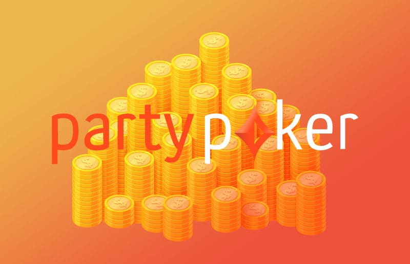 Условия partypoker Million