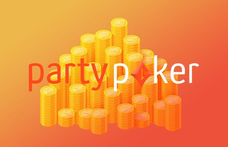 Миллион призовых ждет игроков partypoker