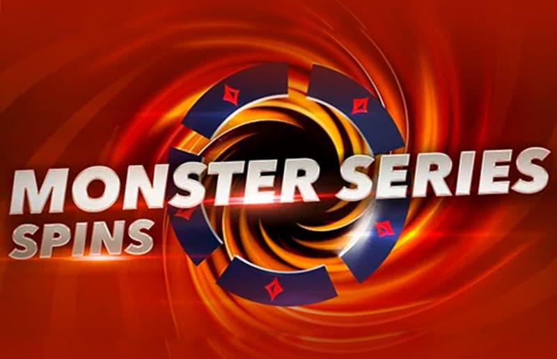 Специальные SPINS к Monster Series