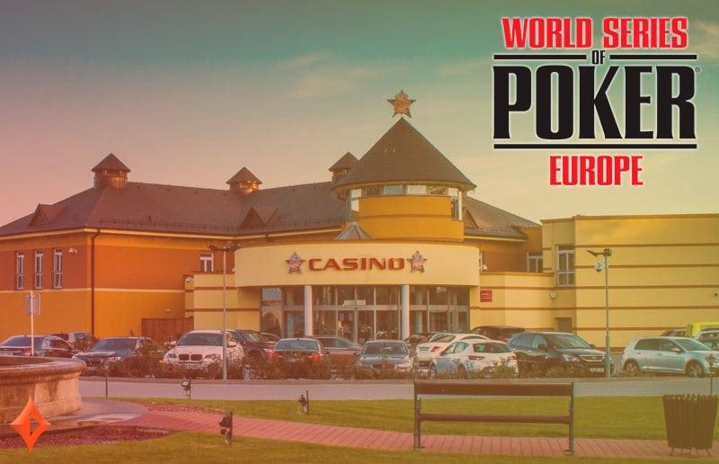 135 бесплатных билетов на главное событие WSOPE от King's + расписание сателлитов на partypoker