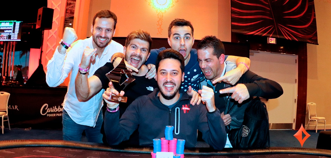Итоги 4-го дня Carribean Poker Party
