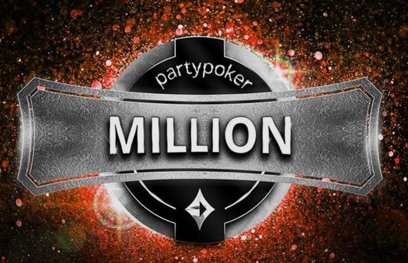 Финал partypoker Million уже в это воскресенье