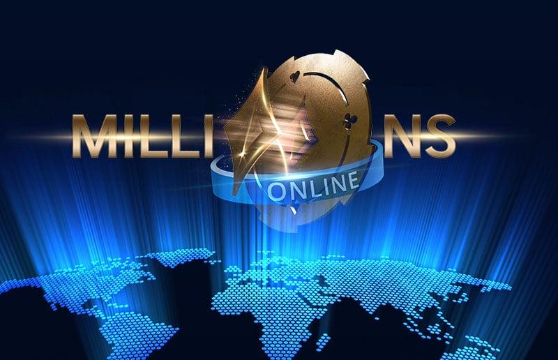Украинец выиграл билет на Millions Online