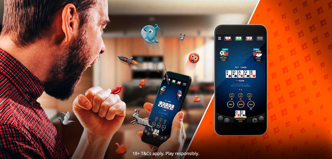 Обновление мобильного приложения Partypoker