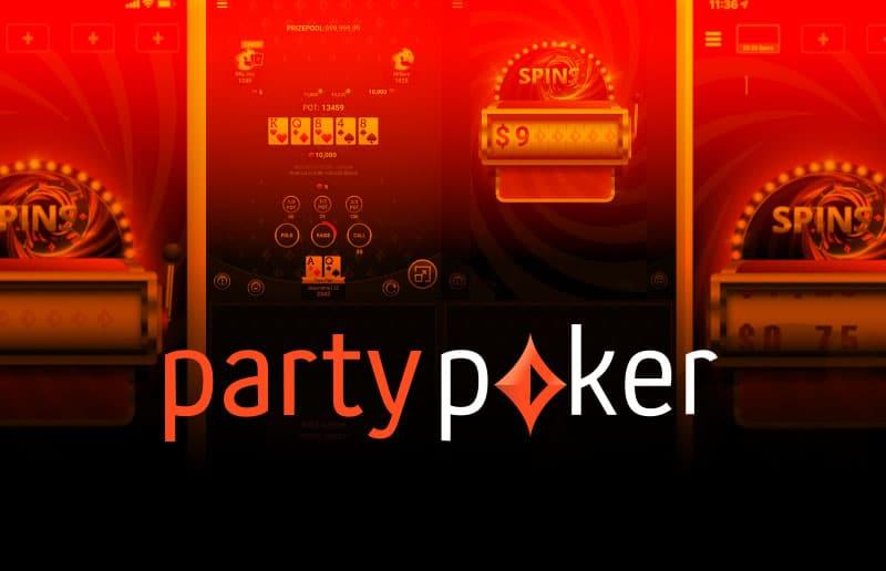 Новое мобильное приложение partypoker переключается в портретный режим и другие особенности клиента