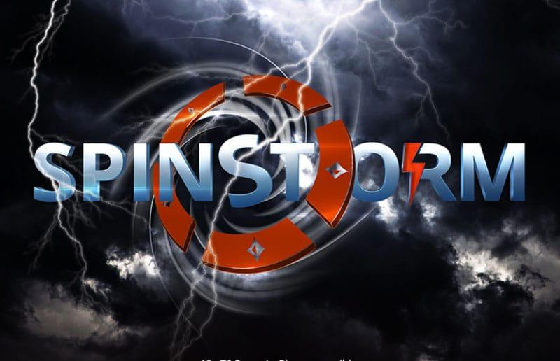 SPINS Storm на partypoker с полумиллионной гарантией!