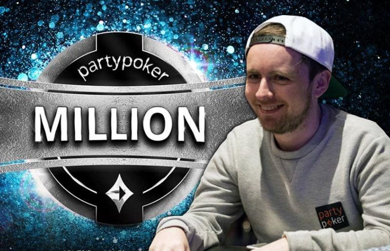 Патрик Леонард о турнире Million