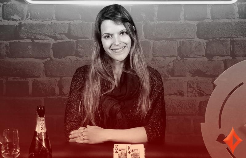 Мария Лампропулос — победительница MILLIONS LIVE