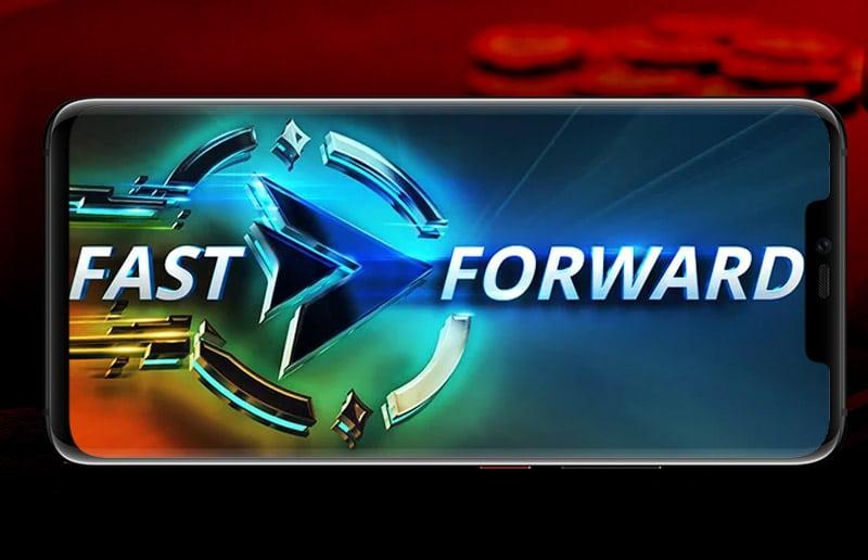 В мобильном приложении появился режим Fast Forward