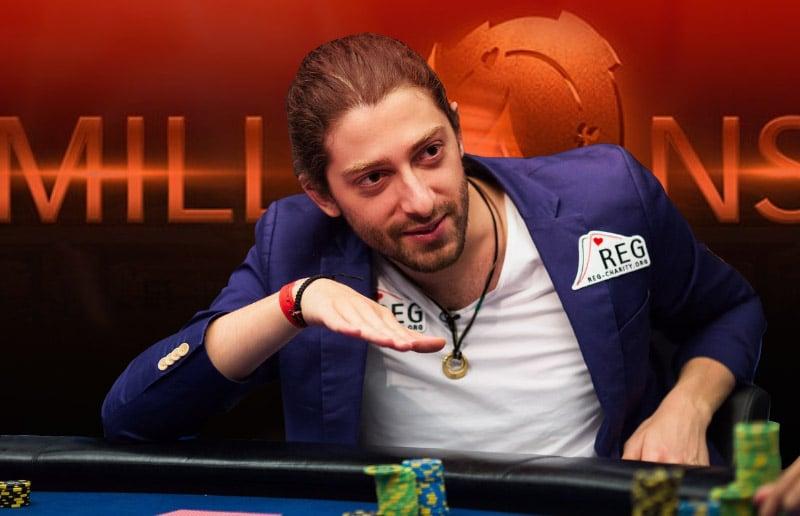 Игорь Курганов попал на третье место в турнире хайроллеров partypoker Millions UK