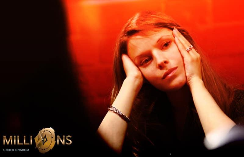 Мария Лампропулос может выиграть главное событие MILLIONS UK