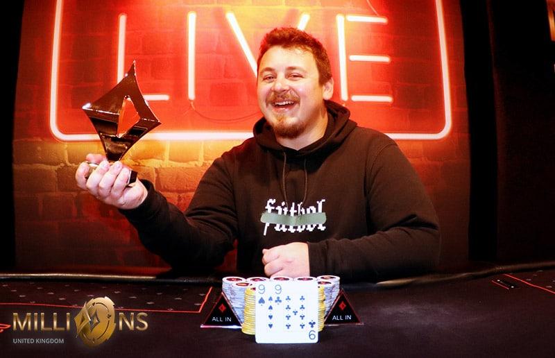 Пономарев выиграл Millions UK Mini