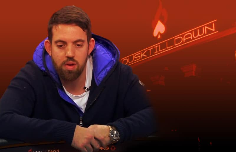 Люк Шварц выиграл £200K в живой кэш-игре на partypoker