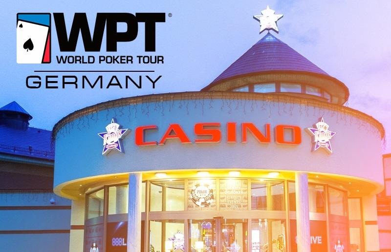Какие сателлиты запланированы к WPT Germany в казино King's