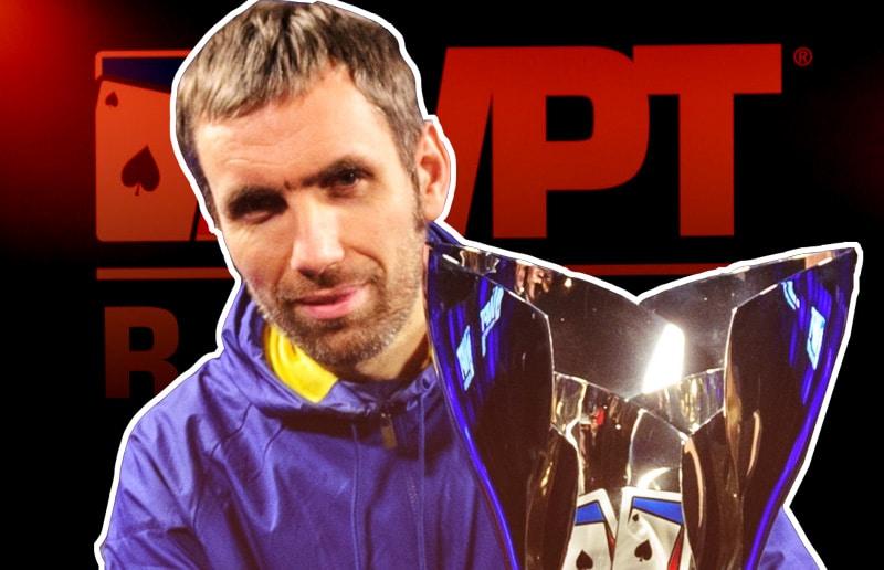Алексей Бадулин выиграл главное событие WPT Russia