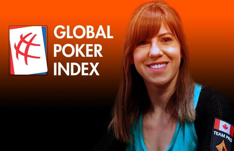 Кристен Бикнелл 100 недель подряд первая в женском рейтинге GPI